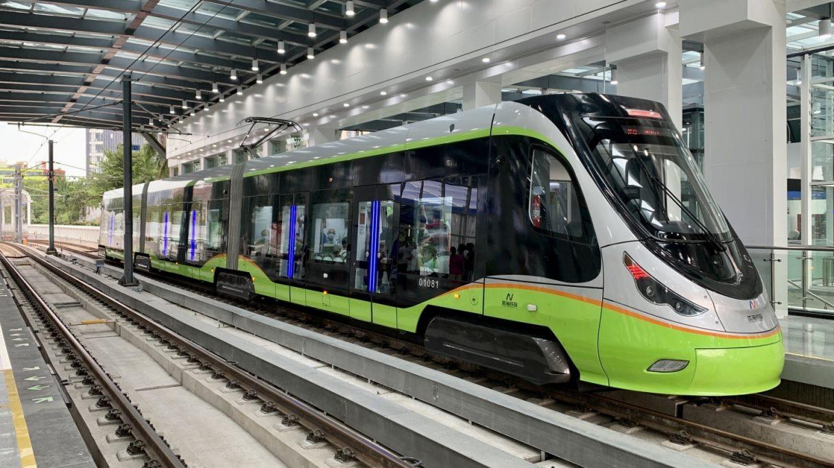 V Číně vyjely další licenční tramvaje na bázi Škody 15T