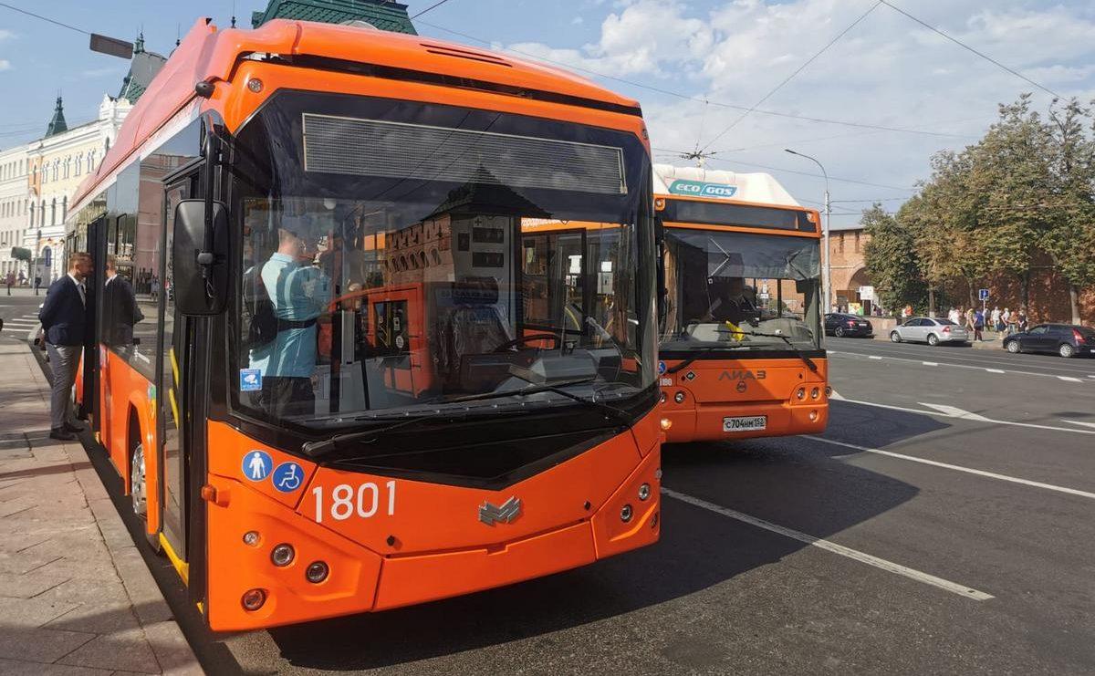 V Nižném Novgorodu představili parciální trolejbus