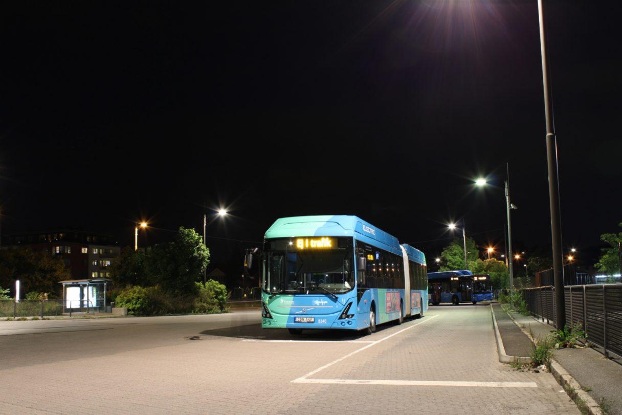 Volvo dodá 122 elektrobusů pro Nobinu