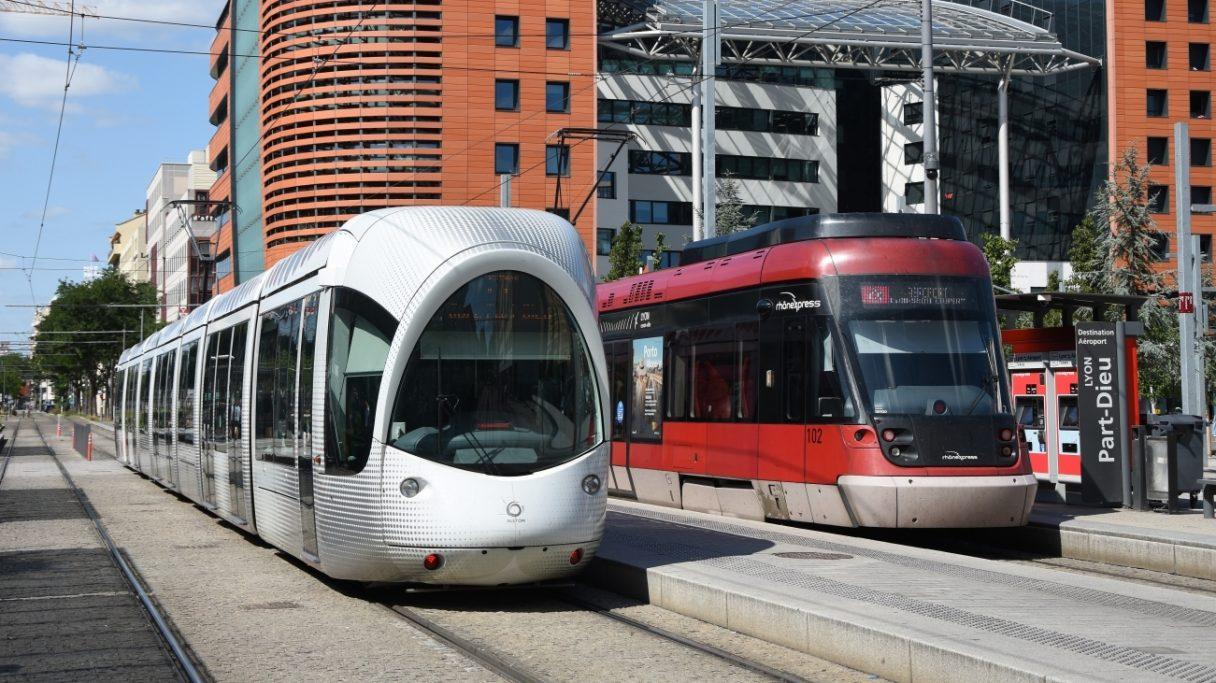 Lyon pořídí dalších 35 tramvají Citadis