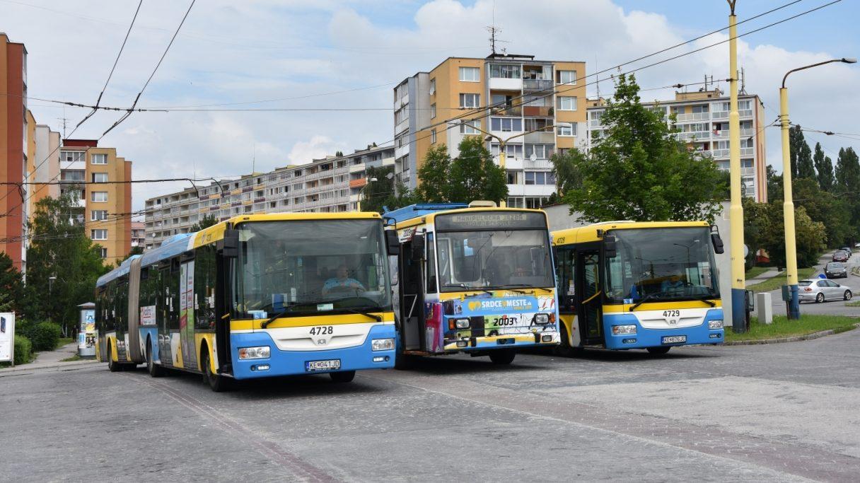 SOR dodá do Košic kloubové autobusy NB 18 CITY