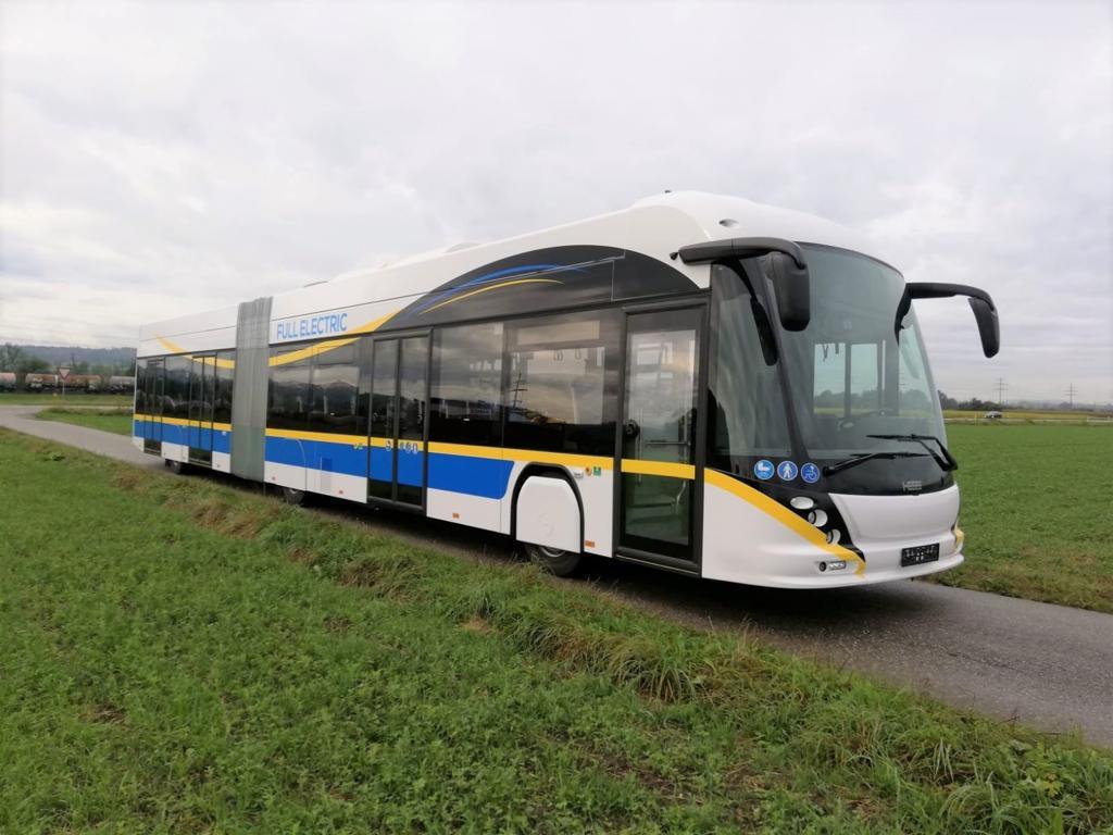 Verona upravuje trolejbusový projekt