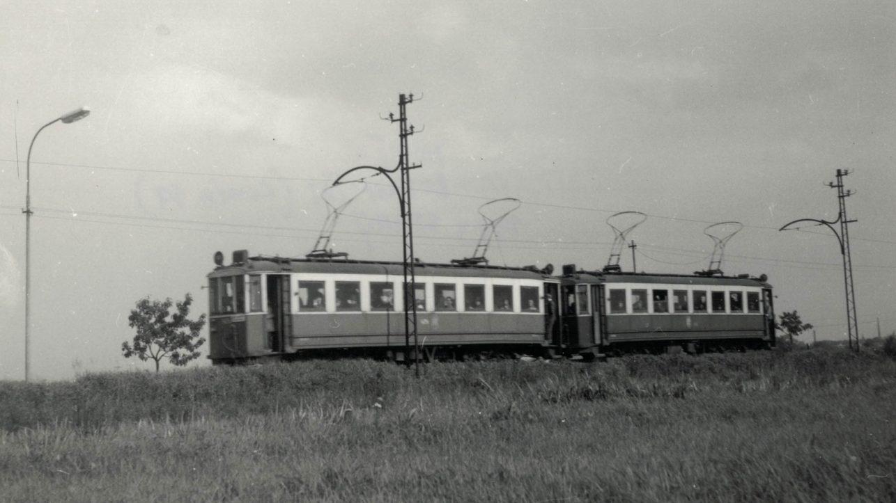 Poslední úzkorozchodnou tramvajovou tratí byla linka z Ostravy-Hrušova do Bohumína. Od jejího zrušení uplyne za pár dnů již 48 let. (foto: Michal Martinek; sbírka: Gunter Mackinger)