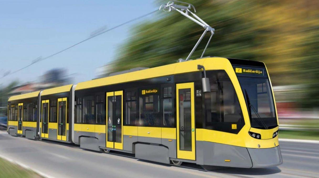 Ostravští příbuzní. Stadler dodá 15 nových tramvají do Sarajeva