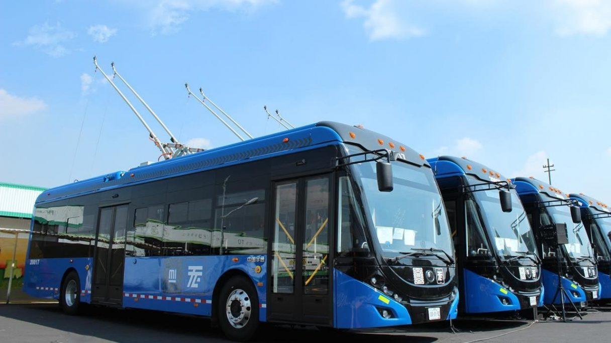 V Mexiku vzniknou dvě meziměstské trolejbusové tratě