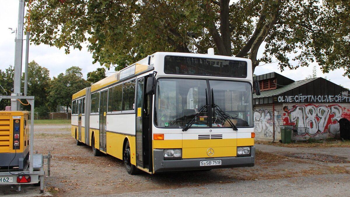 Stuttgartský požár měl způsobit elektrobus či nabíječka