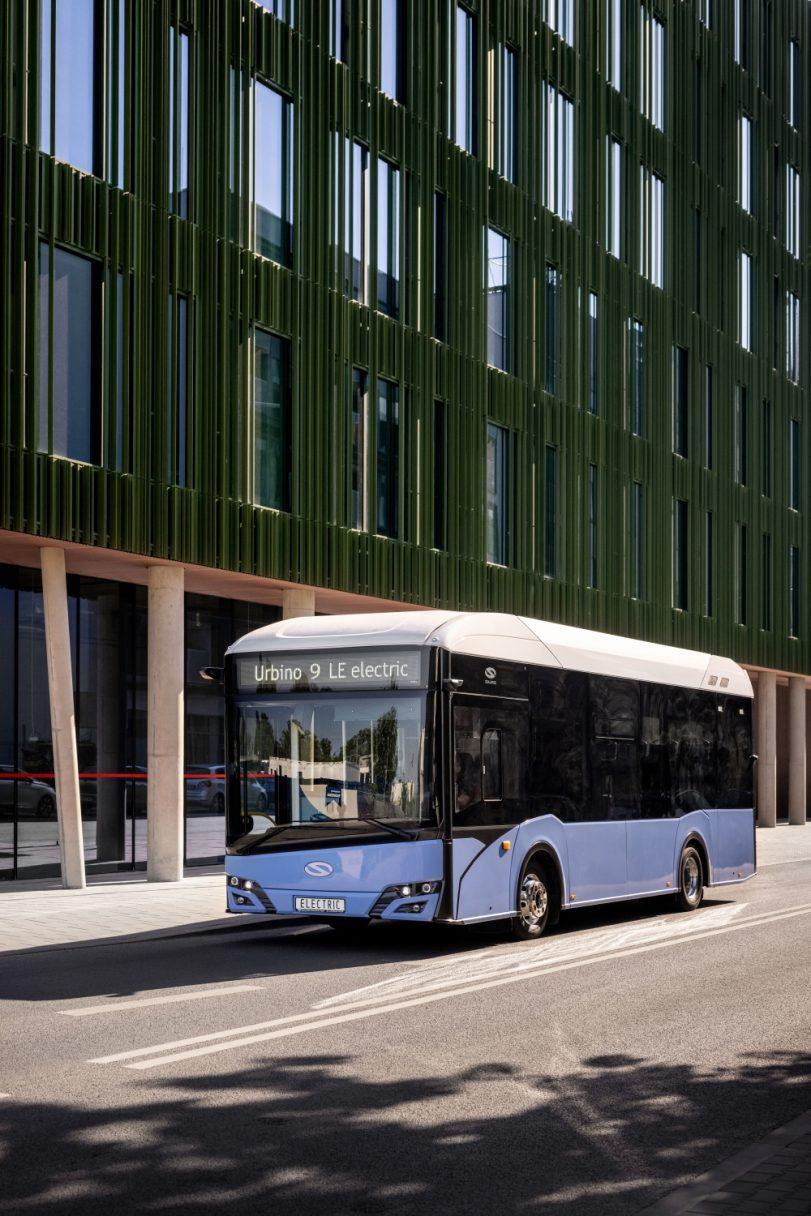 Solaris představil nové Urbino 9 LE electric