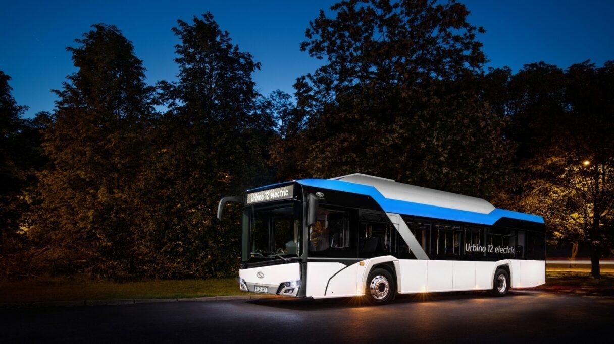 Polský Rybnik koupí 16 elektrobusů od Solarisu
