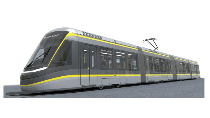 První čínské tramvaje pro EU. Porto ukázalo design vozů z CRRC