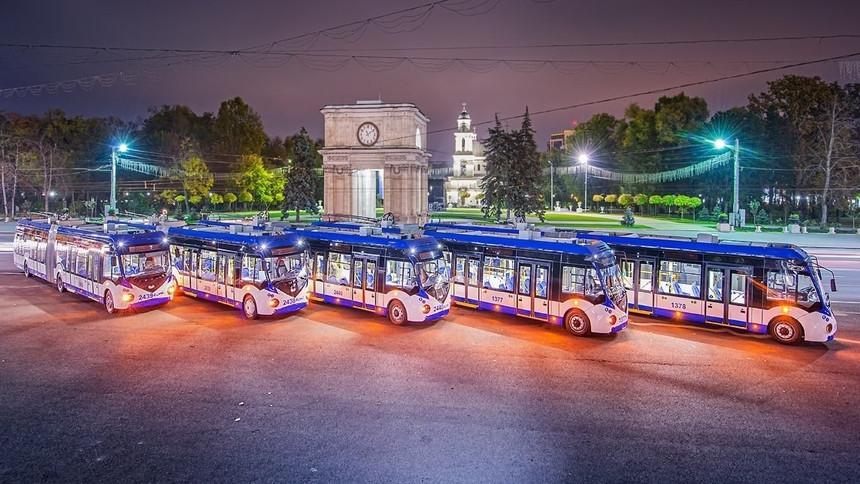 Belkommunmaš dodá 20 trolejbusů do Kišiněva, odstartoval výrobu vozů pro Sarajevo